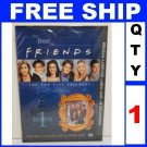 NEW 1 DVD THE BEST OF FRIENDS: Top Five Episodes Of Season 1