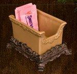Butterscotch Sugar Packet Holder