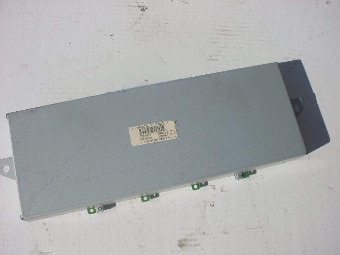Cadillac Catera Bose Stereo Module Used OEM 1997 1998 1999 2000 2001