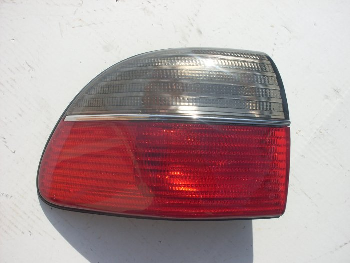 Cadillac Catera Rear Back Tail Light L Used OEM 1997 1998 1999 2000 2001