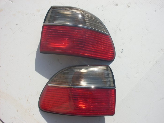 Cadillac Catera Rear Back Tail Lights Used OEM 1997 1998 1999 2000 2001