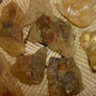 Raw Amber - for manifesting desires and heightened intellect