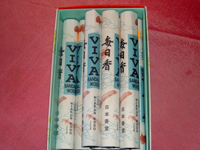 VIVA Sandalwood Incense