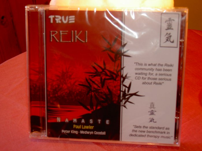 True Reiki CD