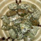 Rainforest Jasper - a nurturing stone. Astral Travel and liver cleansing