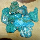 Chrysacolla (Chrysocolla) - for pregnancy and birth, tension headaches and cramps