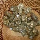 Pyrite - for memory, logic, grounding and mental stability