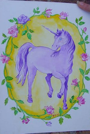 Alanta the Unicorn