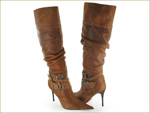 The Brown Beauty Knee High Boot