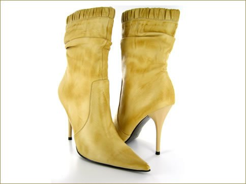 The Tan Nina Ankle Boot