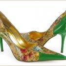 The Frinday Green Stilleto