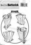 Butterick 4254 costume historic corsets pattern size 18-22 .