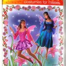 Simplicity 2857 fairy costumes pattern sizes 6-12 Duarte & Heigl