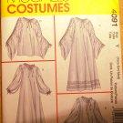 McCall's costumes pattern 4091 Medieval Celtic Roman Renaissance chemises or undergarments