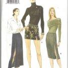 Vogue Pattern V9798 or 9798 Skirts with slits size 14-18 .