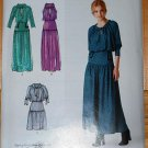 Simplicity 1939 pattern Cynthia Rowley WWI inspired Downton Abbey dresses 6-14