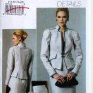 Vogue V8677 Divine Details pattern 8677 contemporary Trachtenmode dress suit size 14-20