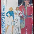 McCall's 4930 vintage 1976 pattern for jacket skirt pants