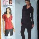 Vogue 1197 v1197 Sandra Betzina pullover, top and pants, Lagenlook