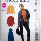 McCall's Mp491 pattern. Large to XX large. Possible elven or fairy LARP wear. Lagenlook.