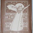 Folkwear 105 Syrian dress, 1975 printing, all sizes uncut