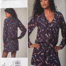 Vogue v1226 or 1226 Rebecca Taylor pattern for short dress, size 14-20