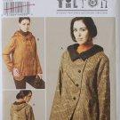 Vogue v8752 or 8752 Marcy Tilton pattern for Avant Garde or unique jacket size 14-22