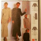 Burda 8831 pattern for skirt and jacket top, boiled wool Trachtenmode style.  Sizes 10-22