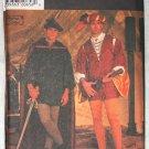 Simplicity 7761 Renaissance Robin Hood costume pattern mens' xs-xl