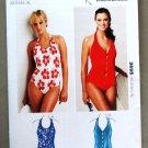 Kwik Sew 3695 keyhole sexy bathing suit size xs-xl