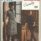 Vogue 2391 vintage 1970 pattern tunic pants top size 12, cut