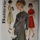 "1950s 1960s Butterick 2493 Pattern, like ""Call the Midwife"" dress bust 31.5"