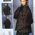 Vogue v1277 or 1277 Koos Couture Van Den Akker top and skirt bobo outfit pattern sizes lrg-XXL