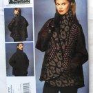 Vogue v1277 or 1277 Koos Couture Van Den Akker top and skirt bobo outfit pattern sizes Xsm-Med