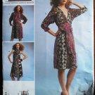 Vogue v1301 or 1301 Koos Couture Van Den Akker top and skirt bobo outfit pattern sizes Xsm-Med