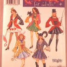 Simplicity 3685 pattern for costume jackets sizes 6-12