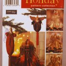 Simplicity Holiday 8925 Renaissance angel ornaments pattern by Elain Heigl Designs