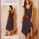 Vogue v1489 Donna Karan Collection dress pattern sizes 4 6 8 10
