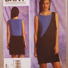 Vogue v1396 Donna Karan New York dress pattern sizes 16 18 20 22 24