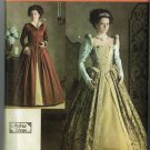 Simplicity 3782 Elizabethan gown costume pattern sizes 14 16 18 20