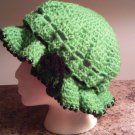 Crochet Beaded Medium Hat