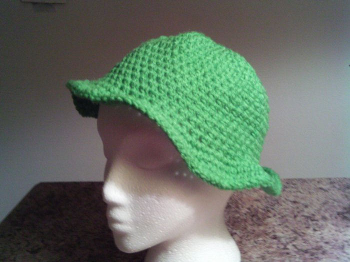Small Crochet Hat
