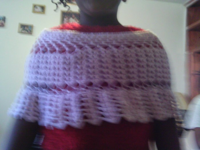 Crochet Medium Pancho