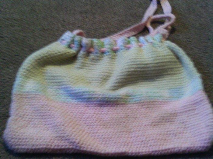 Crochet Large handbag