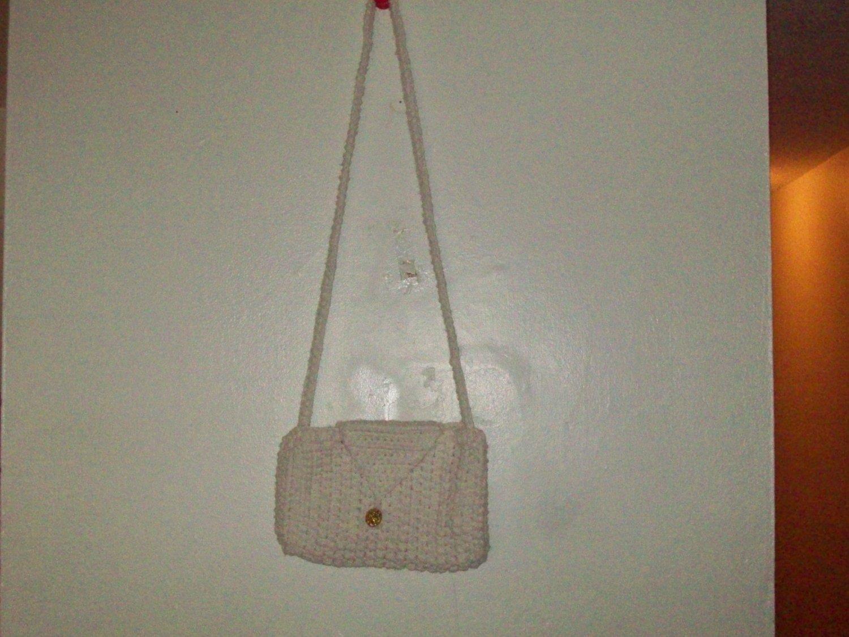 Small white bag