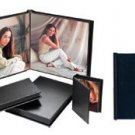 Superior Mount Album in Black, 2x3 - 10 pages