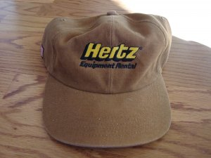 Brown Hertz Hat