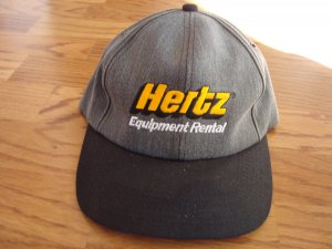 Gray Hertz Hat