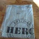 Gray HERC Tee Shirt