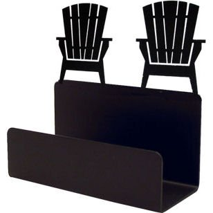 Adirondack Chairs Business Card Holder
